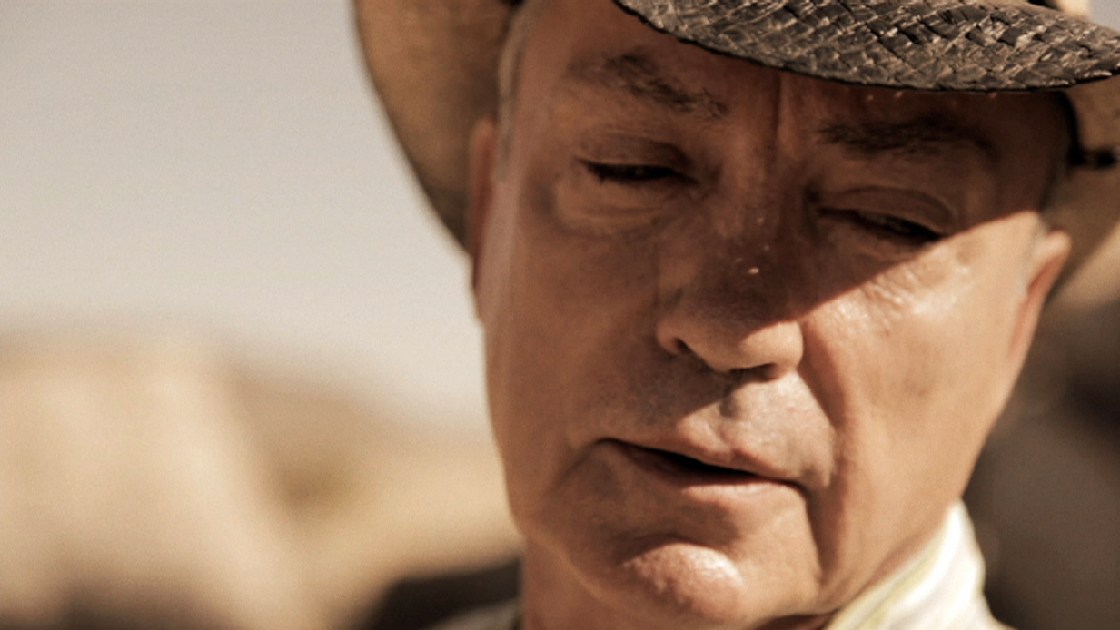 ME-UDO Udo Kier in Pioneertown
