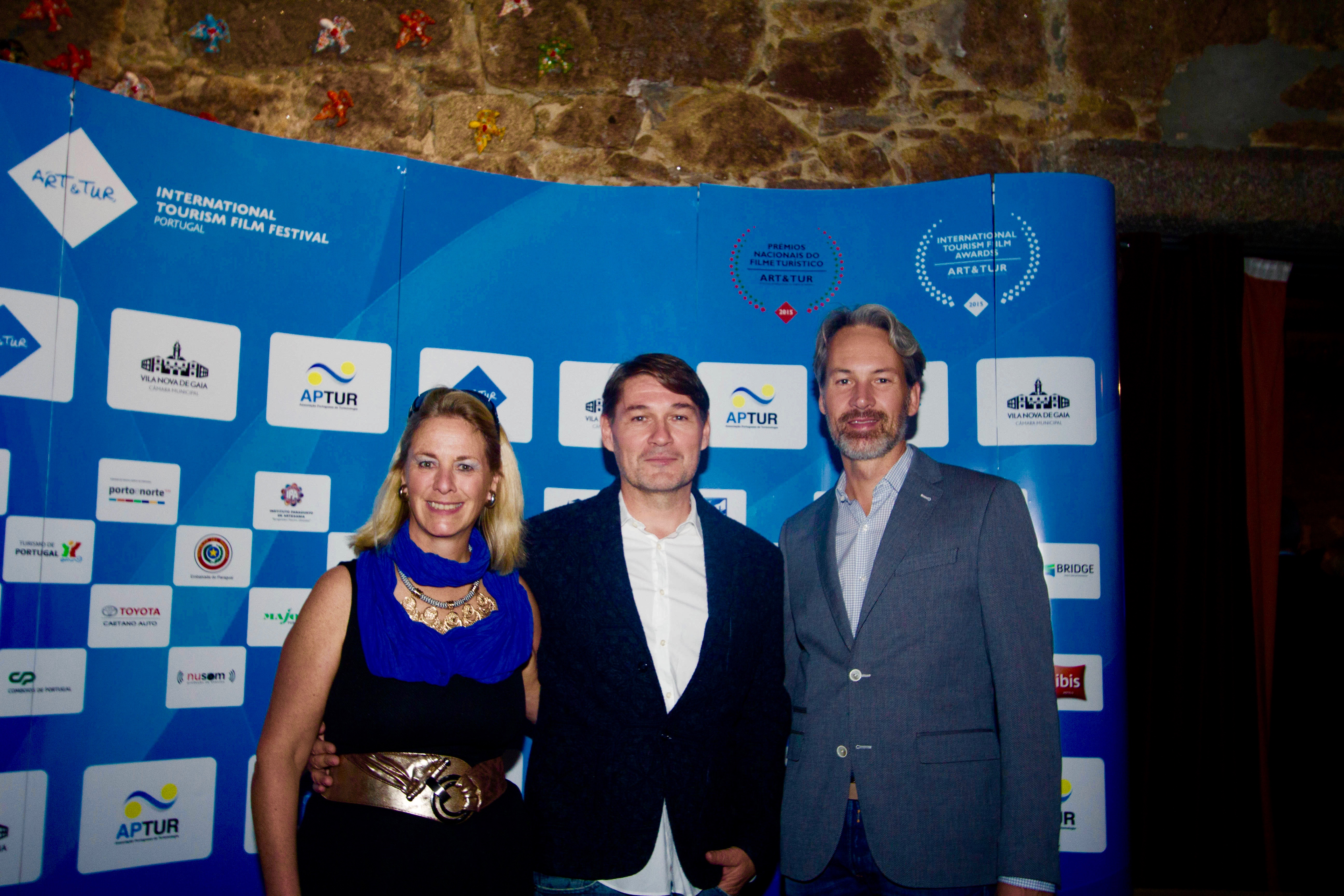Jeremy JP Fekete on VIII ART&TUR Tourism Film Festival Portugal 2015