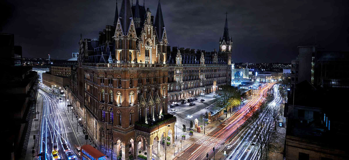ST. PANCRAS – LONDON