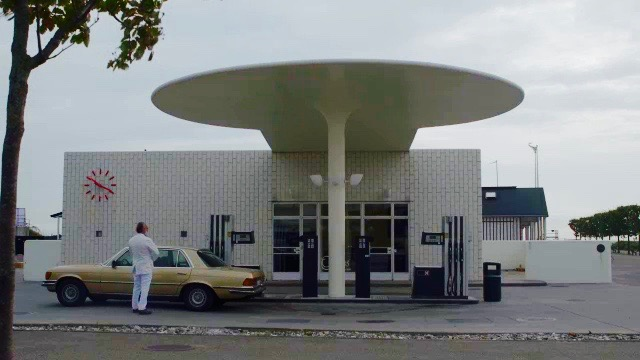 Tankstellen des Glücks:: 002 Kopenhagen
