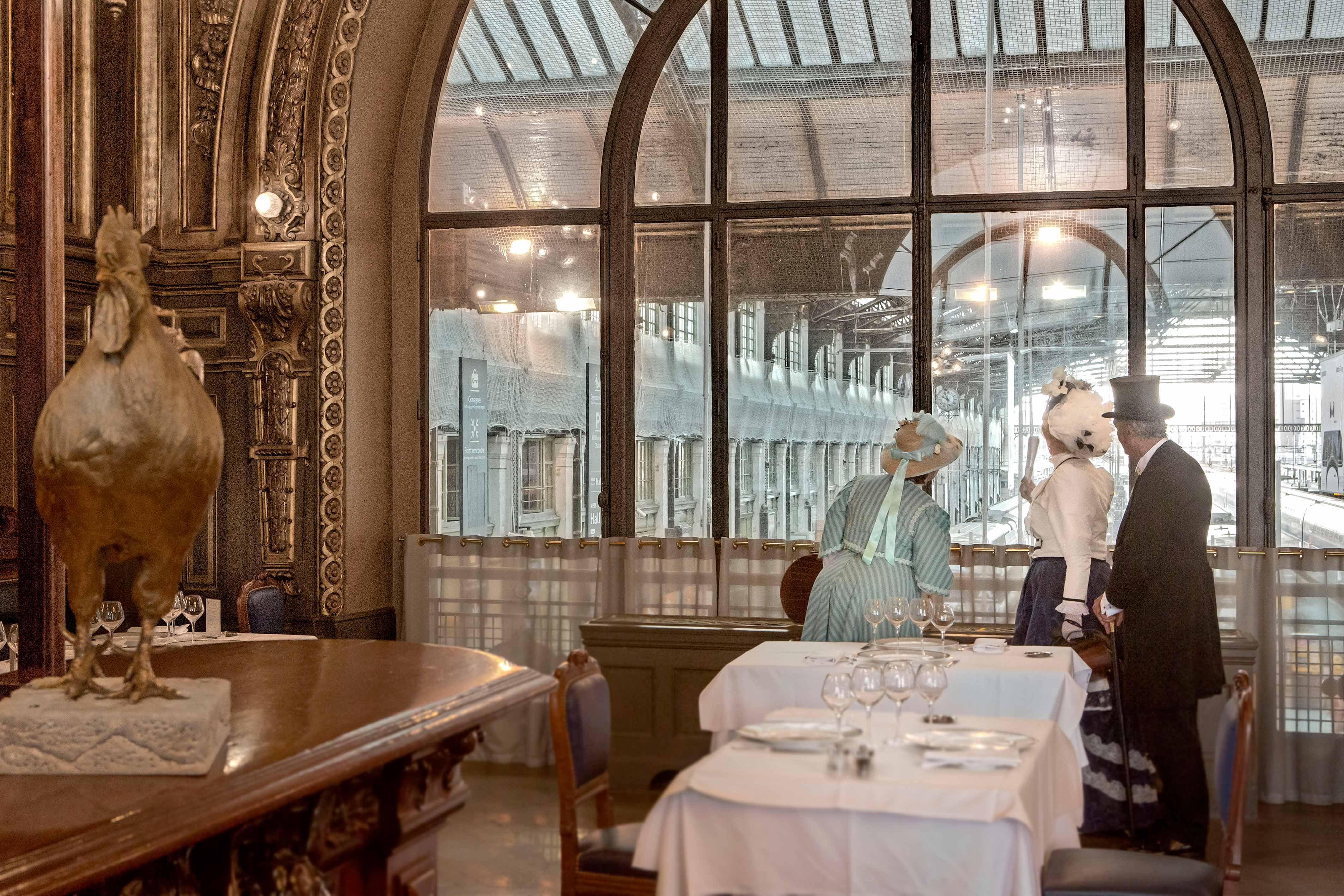 Gares en Europe - Paris