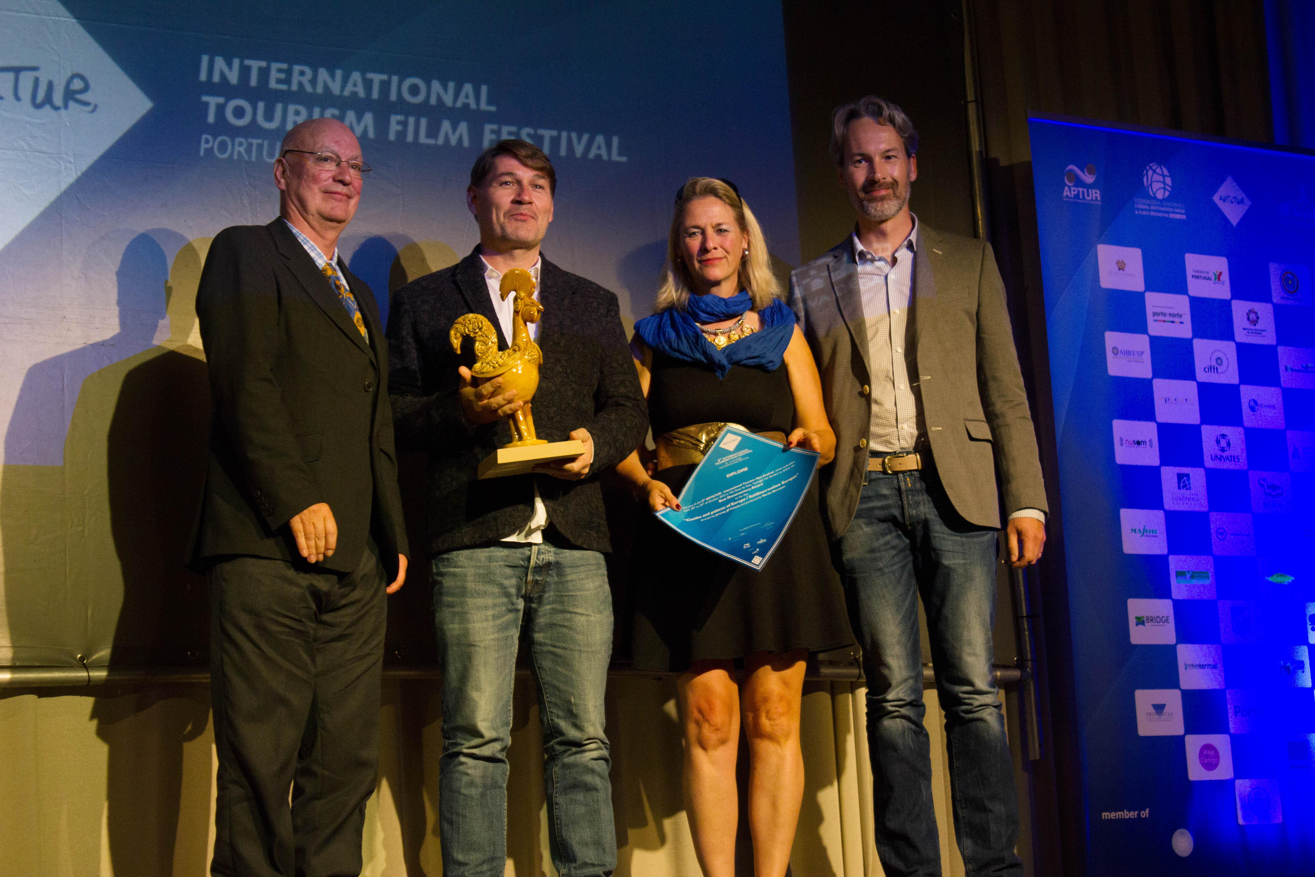 Jeremy JP Fekete : Best International Documentary AWARD