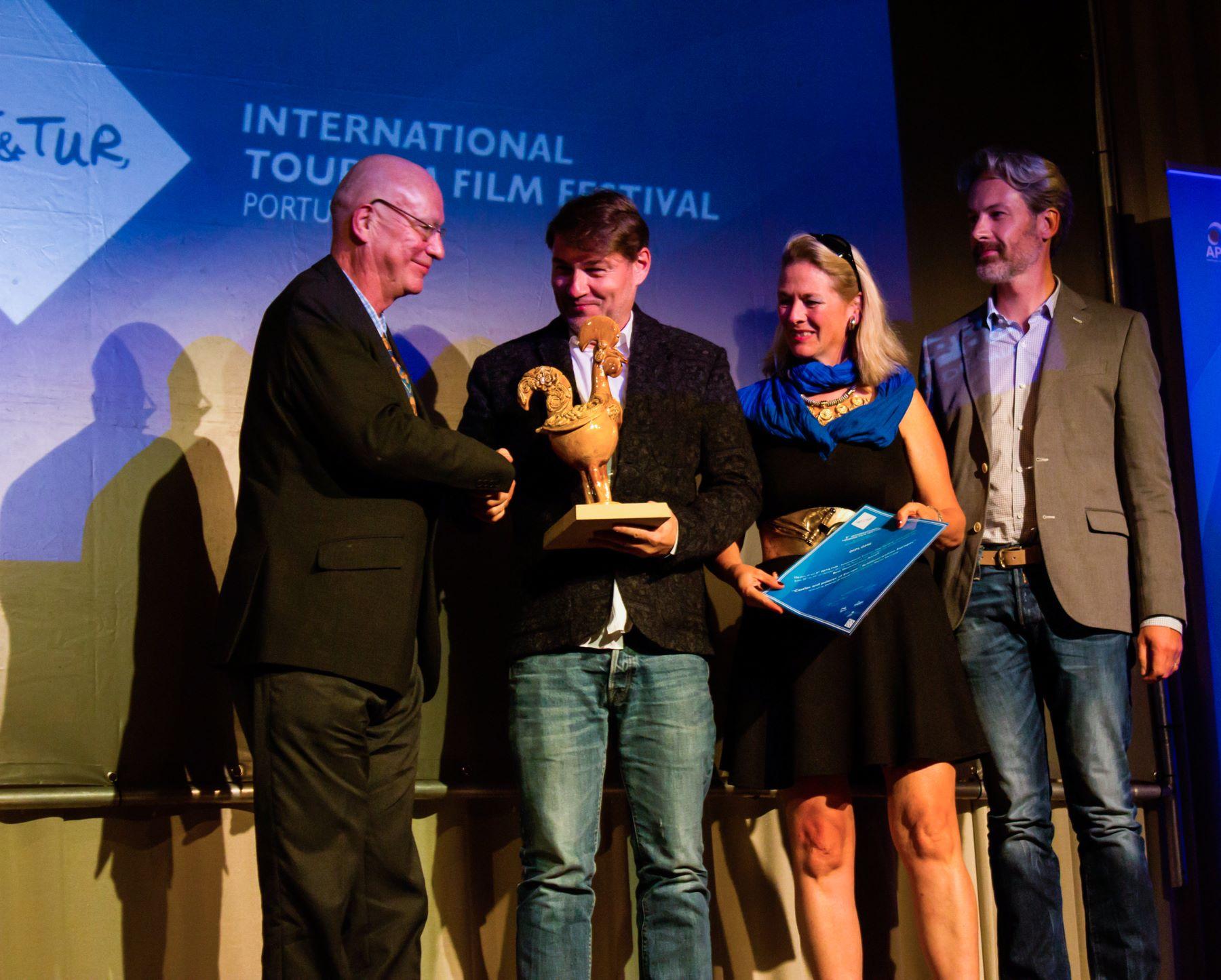 Jeremy JP Fekete : Rupert Parker : Best International Documentary AWARD 2015