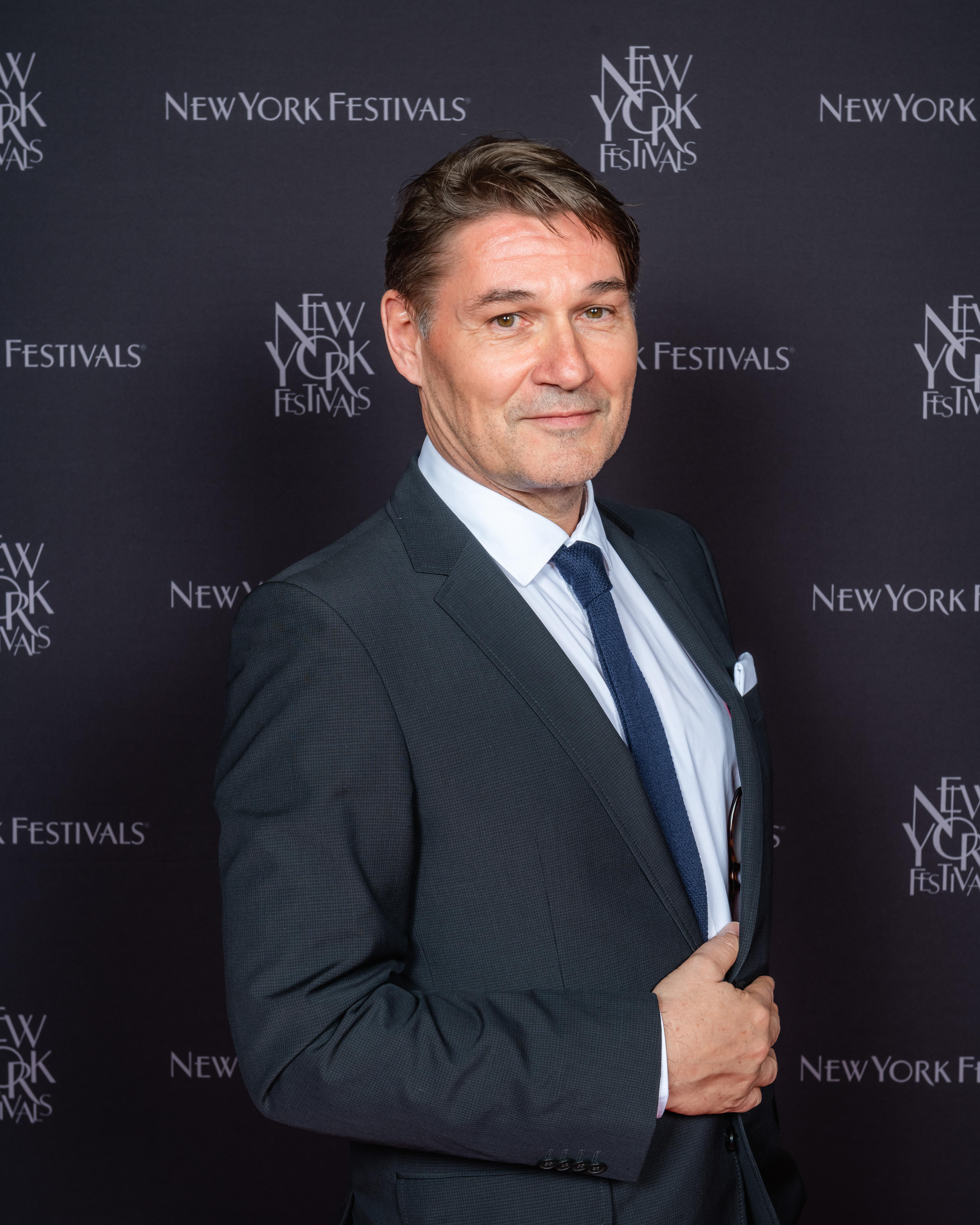 Jeremy JP Fekete NewYork Festivals 2019